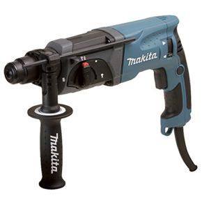 2. Bohrmaschine kaufen - Makita HR 2470 SDS-Plus-Bohrhammer [Energieklasse A]
